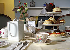 Afternoon Tea Parlour in Minehead